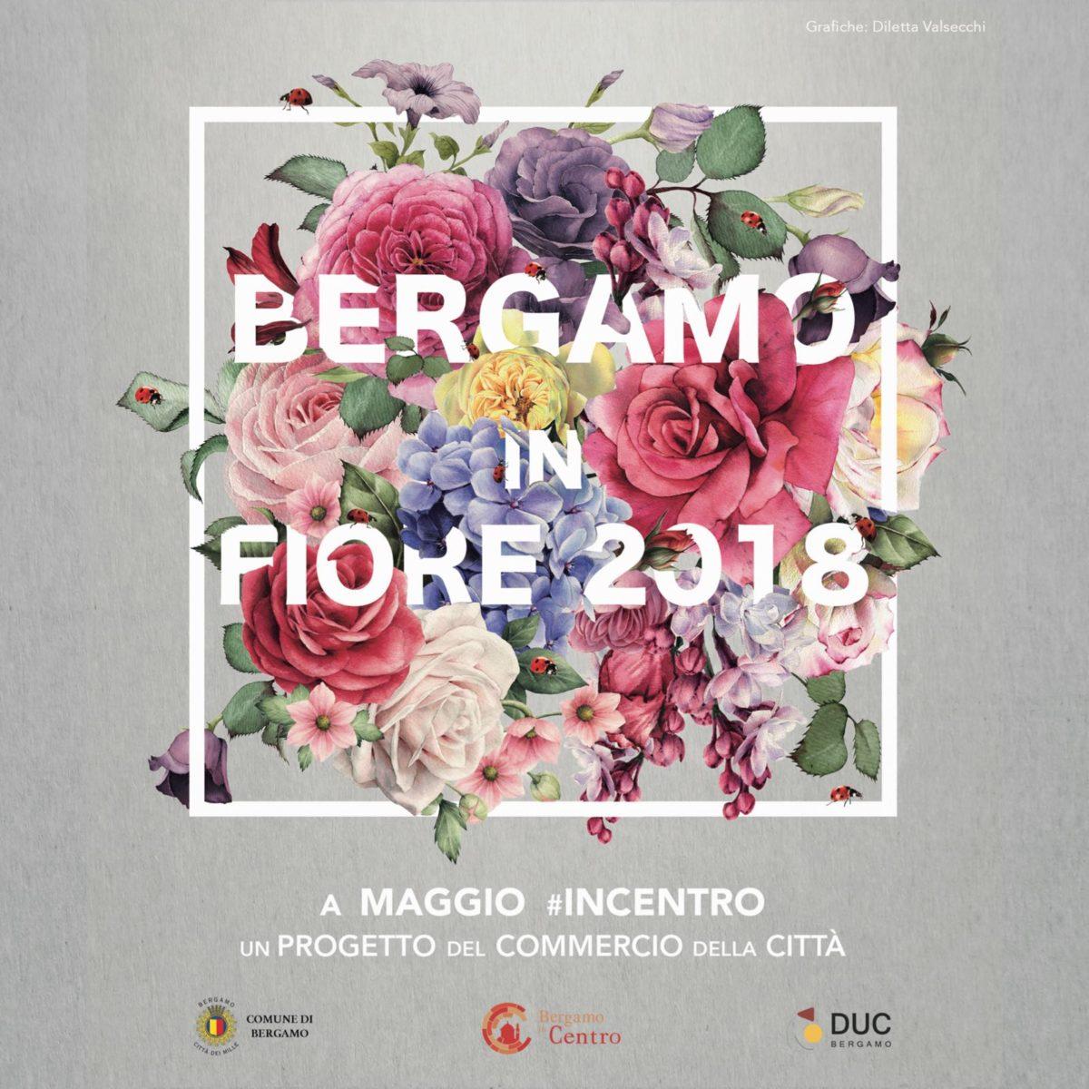 Maggio: il mese delle rose e di «Bergamo in fiore»